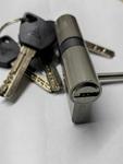 KEDR BRASS M90 ZN (45*45) латунный ключ, никель